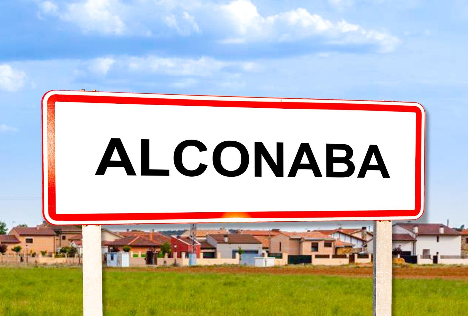 Alconaba señal