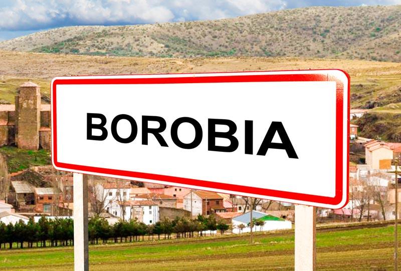 Borobia Señal