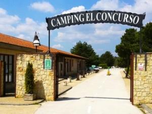 Abejar Camping El Concurso