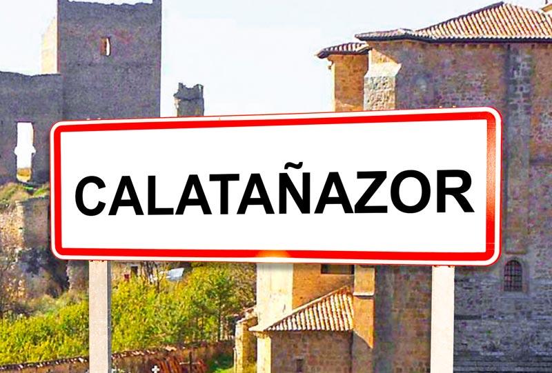 Calatañazor Señal