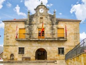 Canicosa de la Sierra Ayuntamiento