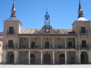 El Burgo de Osma Ayuntamiento