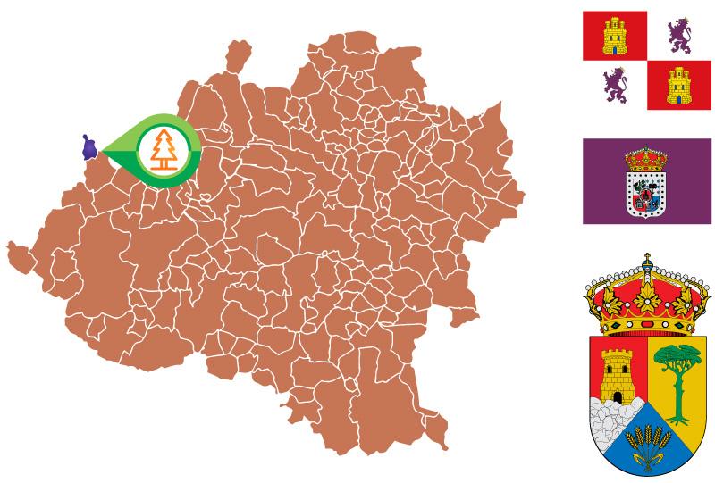 Espejón mapa