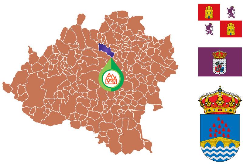 Garray Mapa