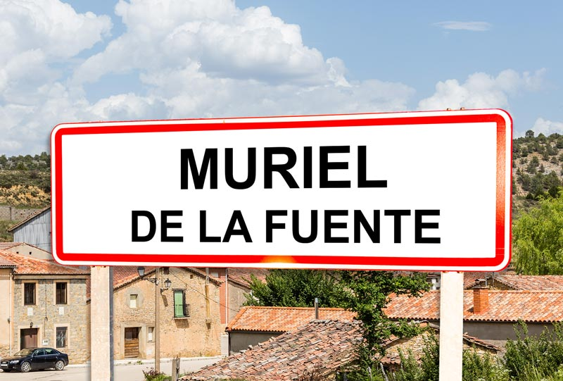 Muriel de la Fuente señal