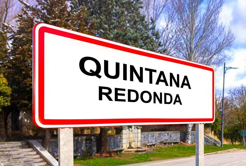 Quintana Redonda señal