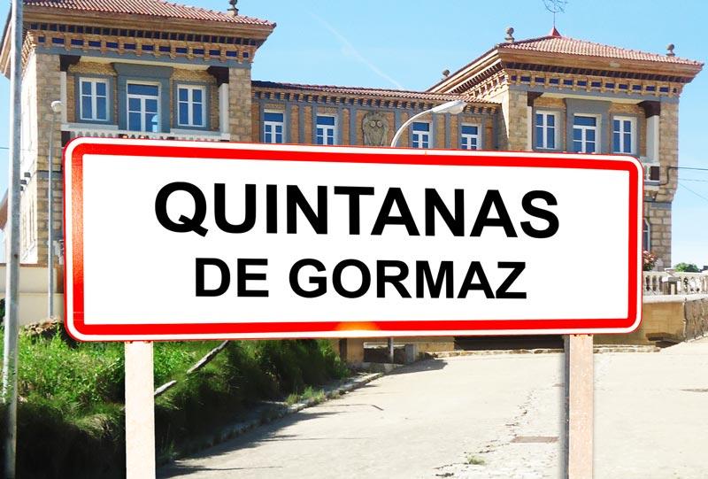 Quintanas de Gormaz señal