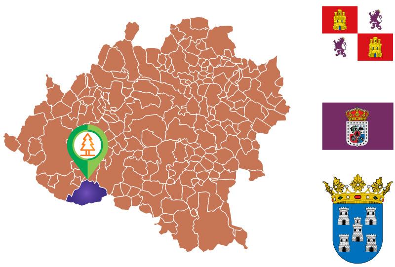 Retortillo de Soria Mapa