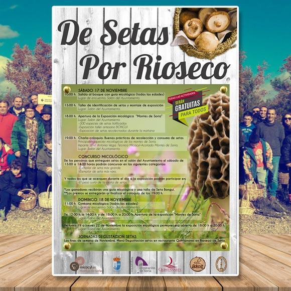 Rioseco Jornadas Micológicas 2018