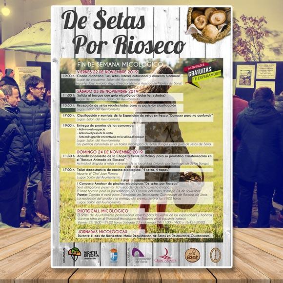 Rioseco Jornadas Micológicas 2019