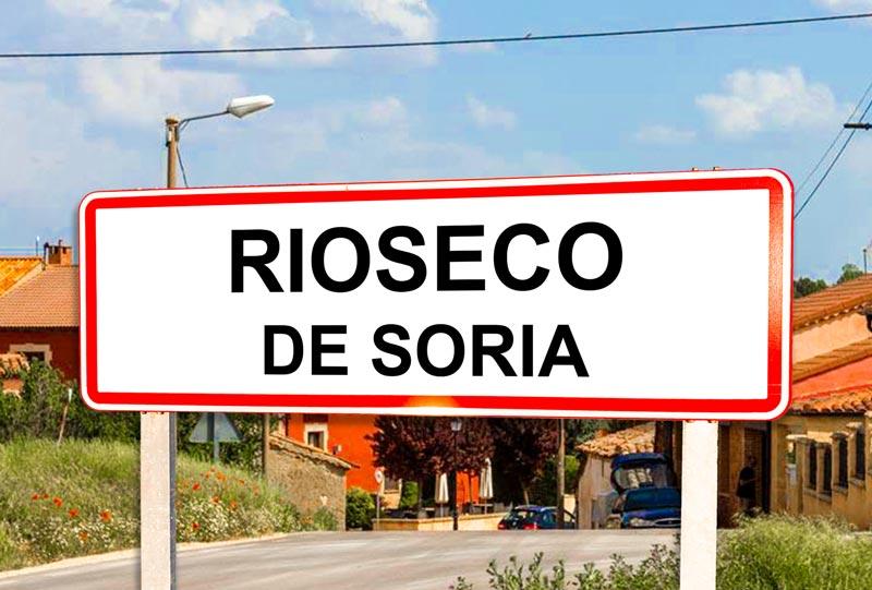 Rioseco de Soria Señal
