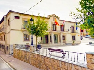 San Leonardo de Yague Ayuntamiento