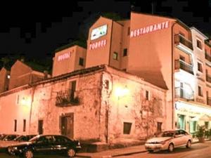 San Leonardo de Yague Hostal Torres