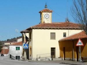 Santa María de las Hoyas ayuntamiento