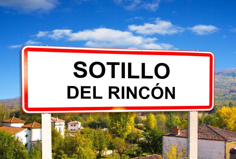 Sotillo de Rincón señal