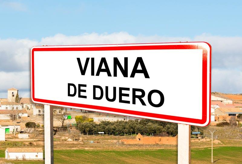 Viana de Duero señal