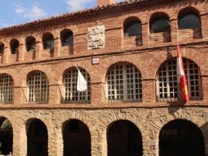 Yangüas ayuntamiento
