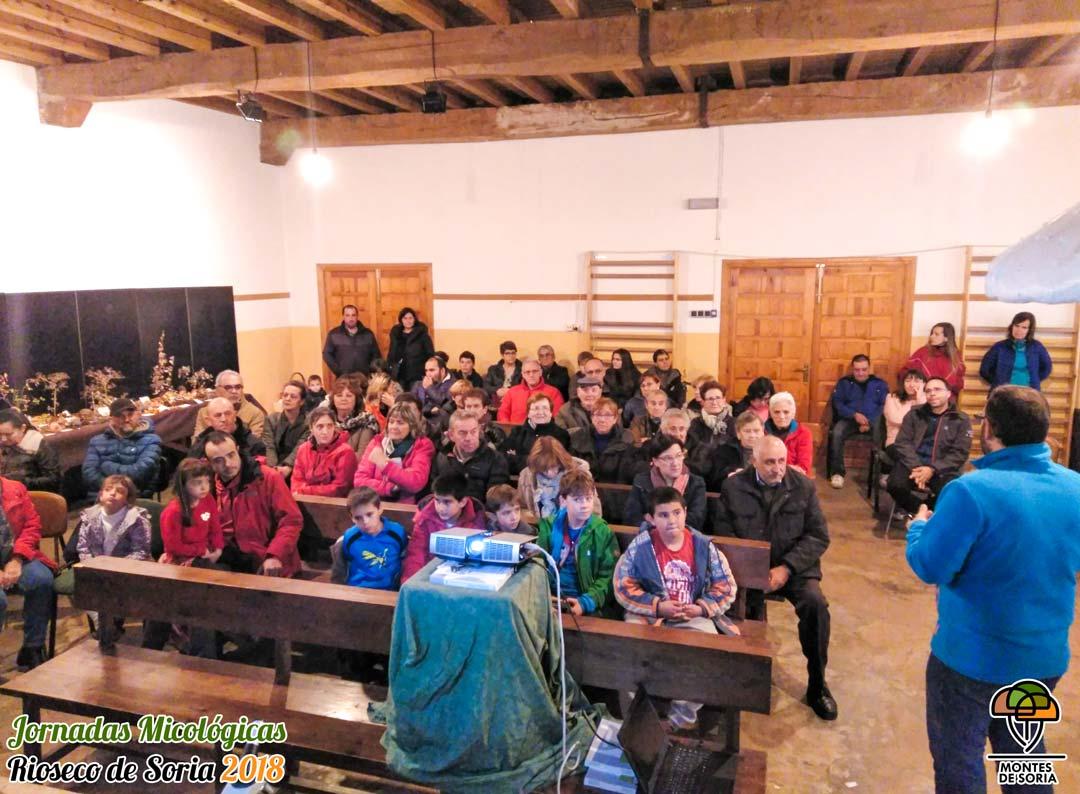 Jornadas Micológicas Rioseco de Soria 2018 1