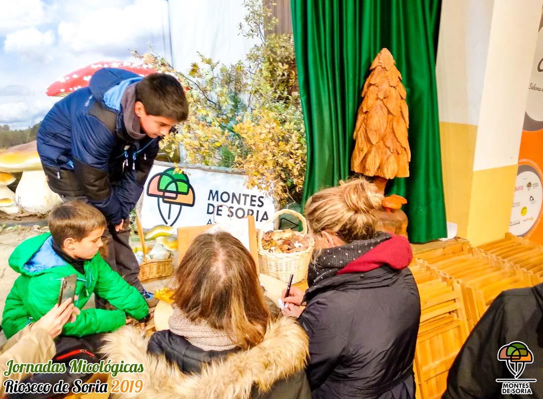 Jornadas Micológicas Rioseco de Soria 2019 9