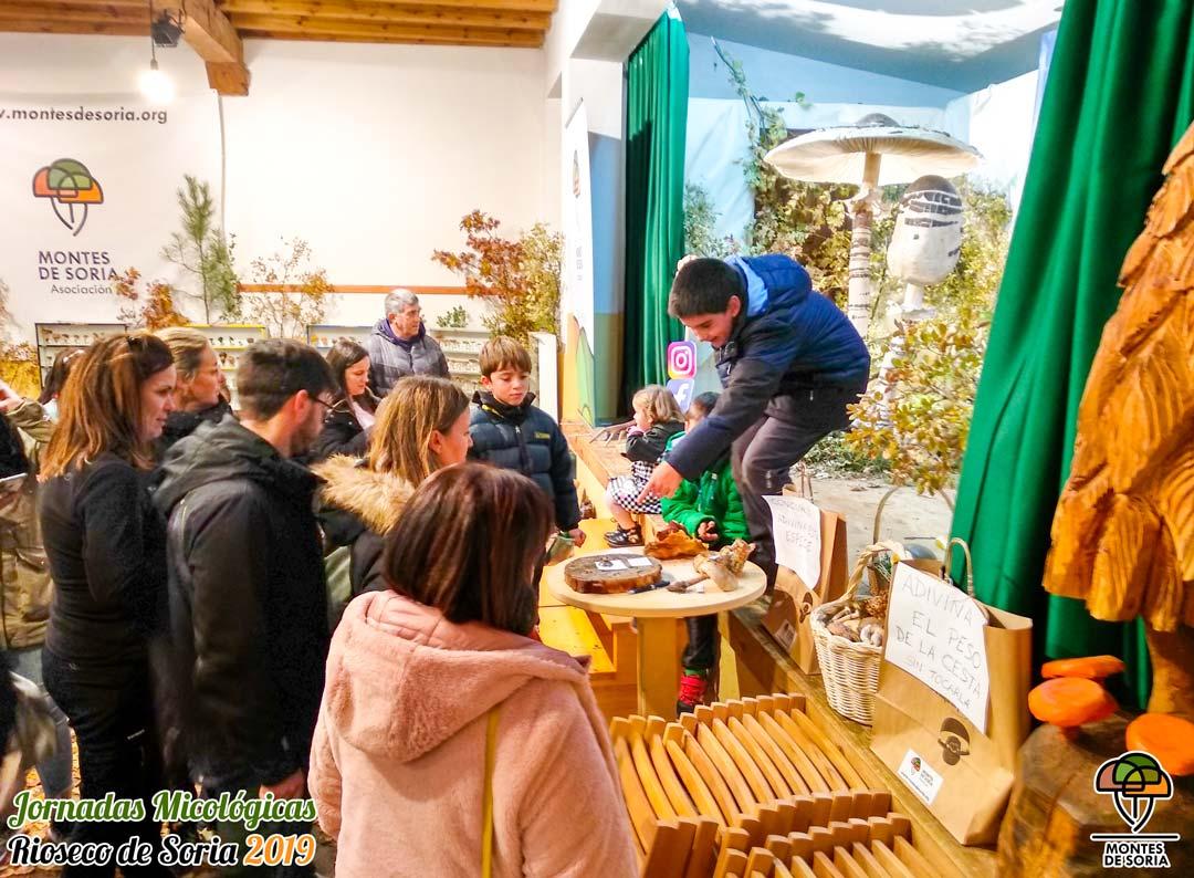Jornadas Micológicas Rioseco de Soria 2019 10
