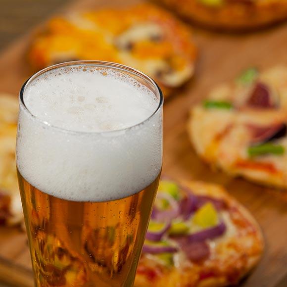 Cocina micológica Maridaje setas y cerveza