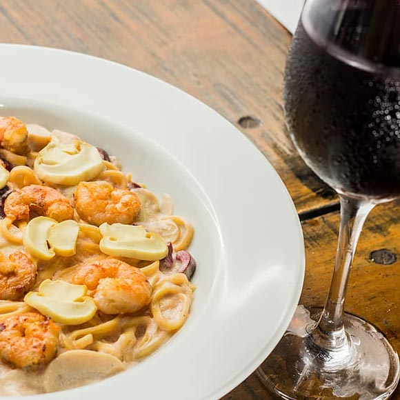 Cocina micológica Maridaje setas y vino