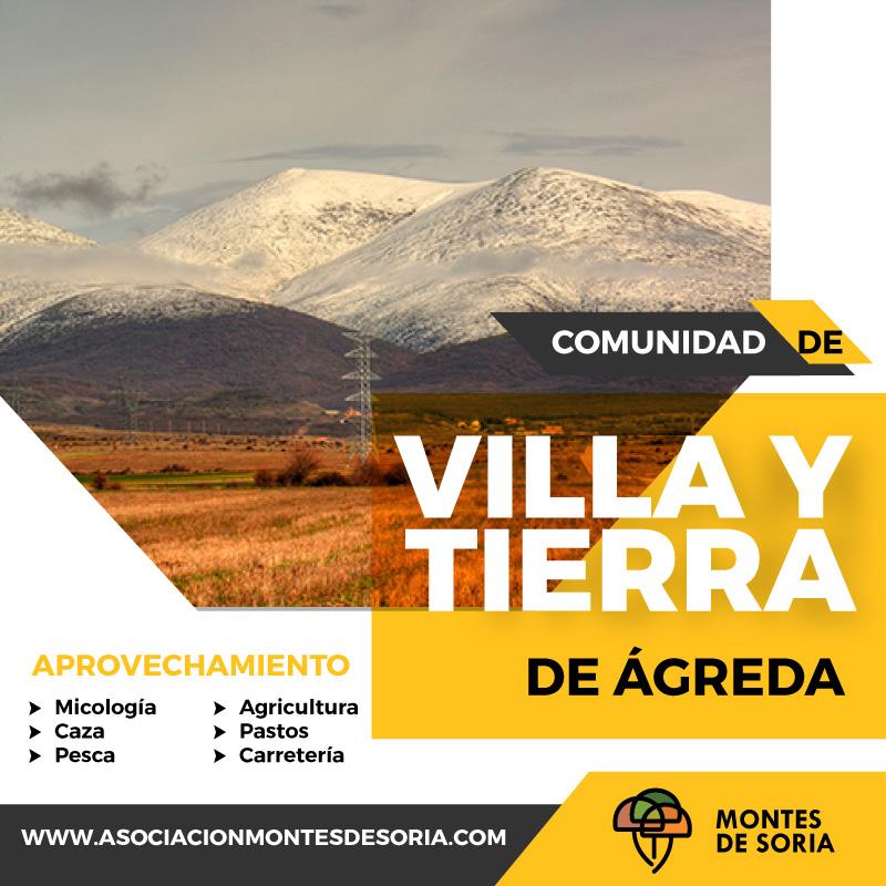 Comunidad de Villa y Tierra de Ágreda Portada