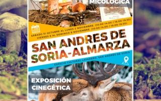 Jornadas Micológicas Almarza 2020 Portada
