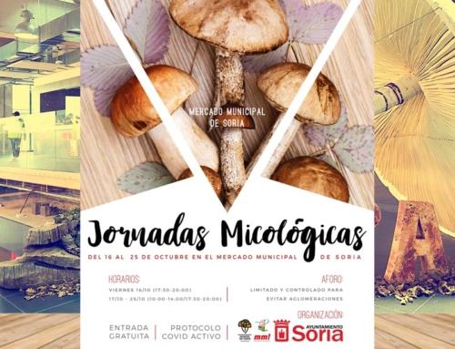 Jornadas Micológicas Soria 2020