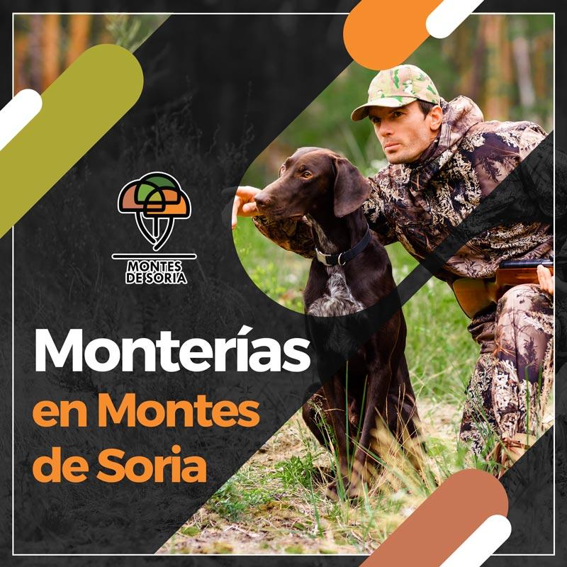 Monterías en Montes de Soria portada
