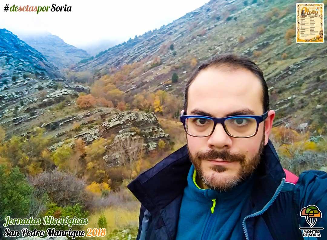 Jornadas Micológicas San Pedro Manrique 2018 Jose Antonio Vega