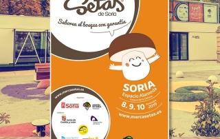 Mercasetas de Soria 2019 portada