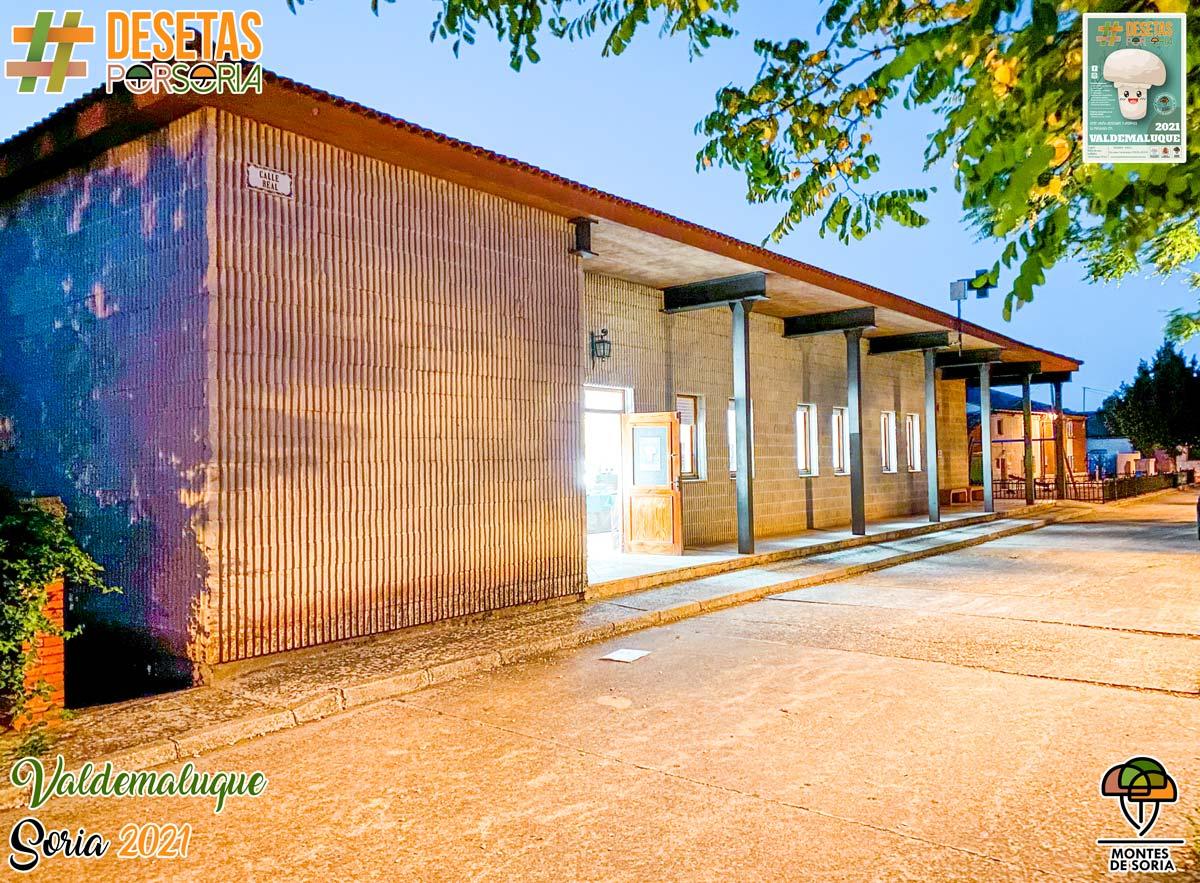 De setas por Soria - Valdemaluque 2021 exterior