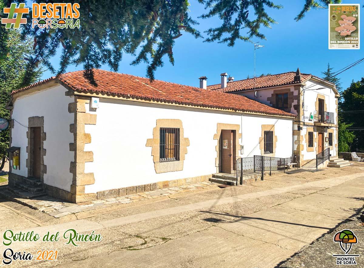 De setas por Soria - Sotillo del Rincón 2021 exterior